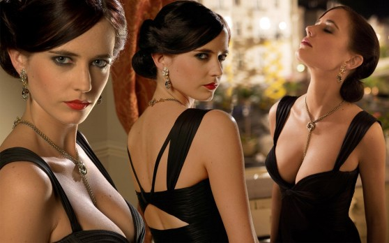 Eva Green Hot Wallpaper