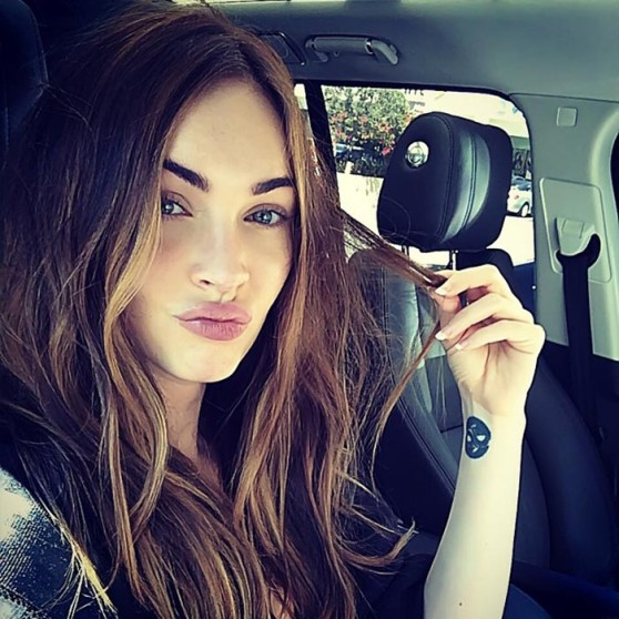 Megan Fox - instagram Photos, July 2014
