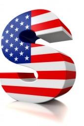 USA-3D-Font-Flag