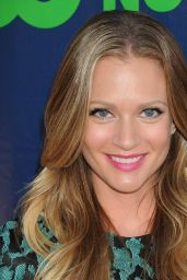 A.J. Cook – CBS, CW And Showtime Summer 2014 TCA Tour