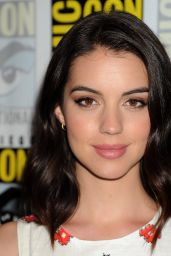 Adelaide Kane - CW Reign Panel at Comic-Con 2014 in San Diego