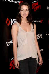Adelaide Kane – IGN & 'Sin City A Dame to Kill For' Party at Comic-Con in San Diego