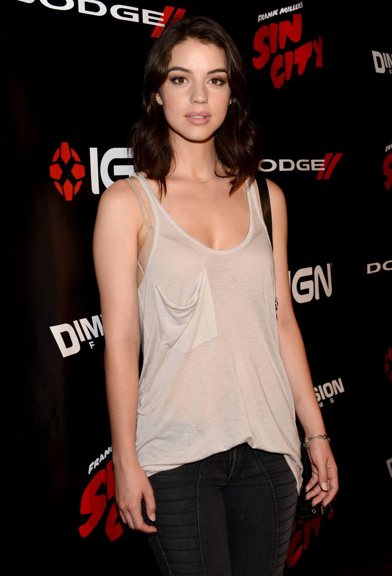 Adelaide Kane - IGN &