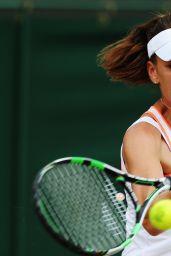Agnieszka Radwanska – Wimbledon Tennis Championships 2014 – 4th Round