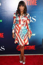 Aisha Tyler – CBS, The CW, Showtime Summer 2014 TCA Party