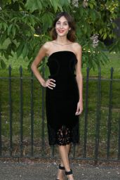 Alexa Chung – Serpentine Gallery Summer Party in London – July 2014
