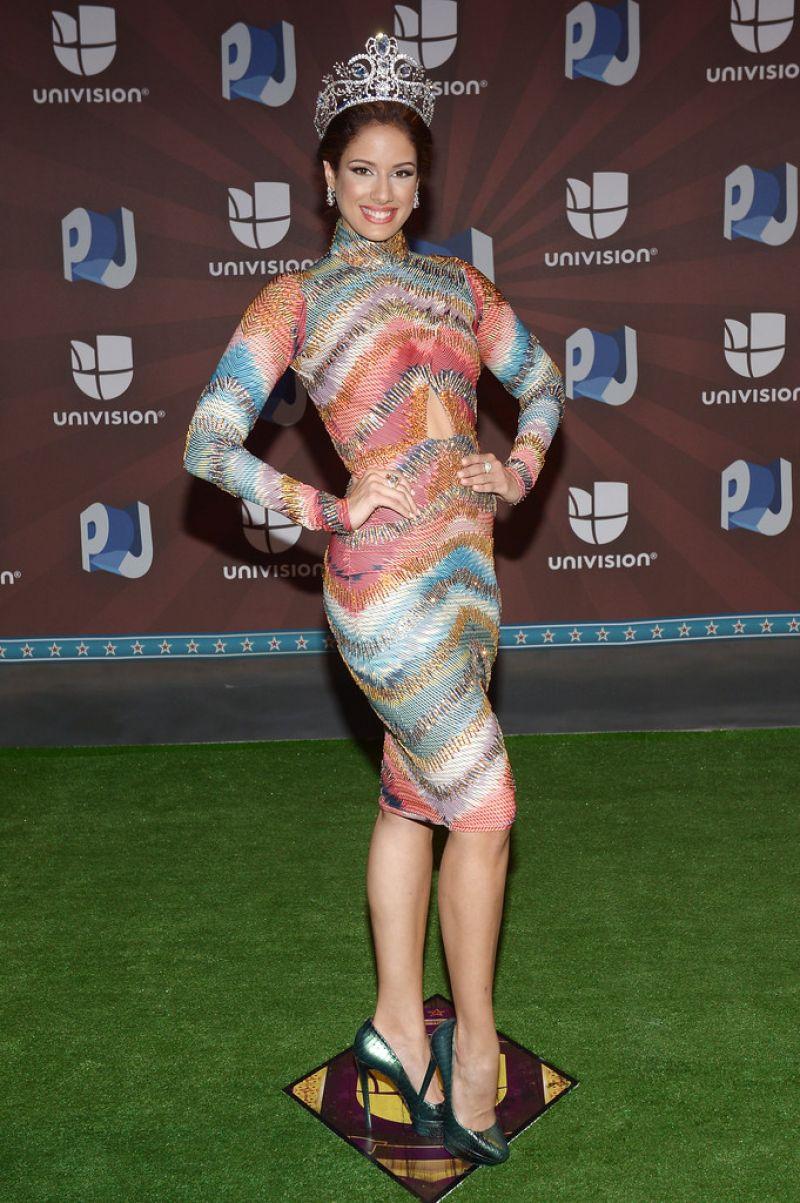 Aleyda Ortiz – 2014 Premios Juventud Awards in Miami