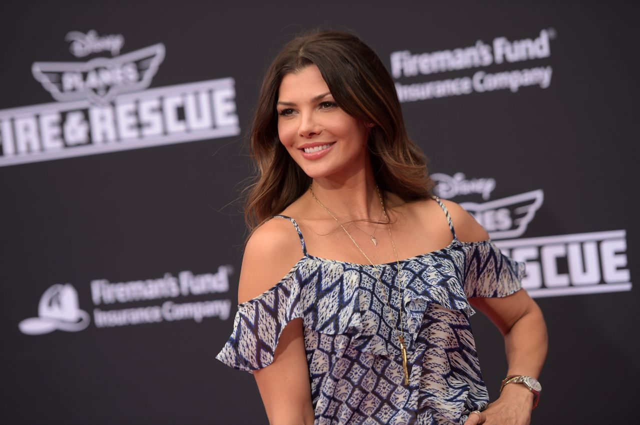 Ali Landry – 'Planes: Fire & Rescue' Premiere in Hollywood
