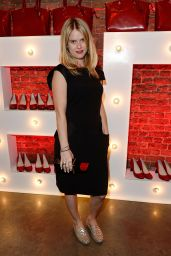 Alice Eve – Virgin Atlantic's New Vivienne Westwood Punk Chic Uniform Collection in London