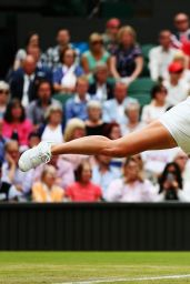 Alize Cornet – Wimbledon Tennis Championships 2014 – 4th Round