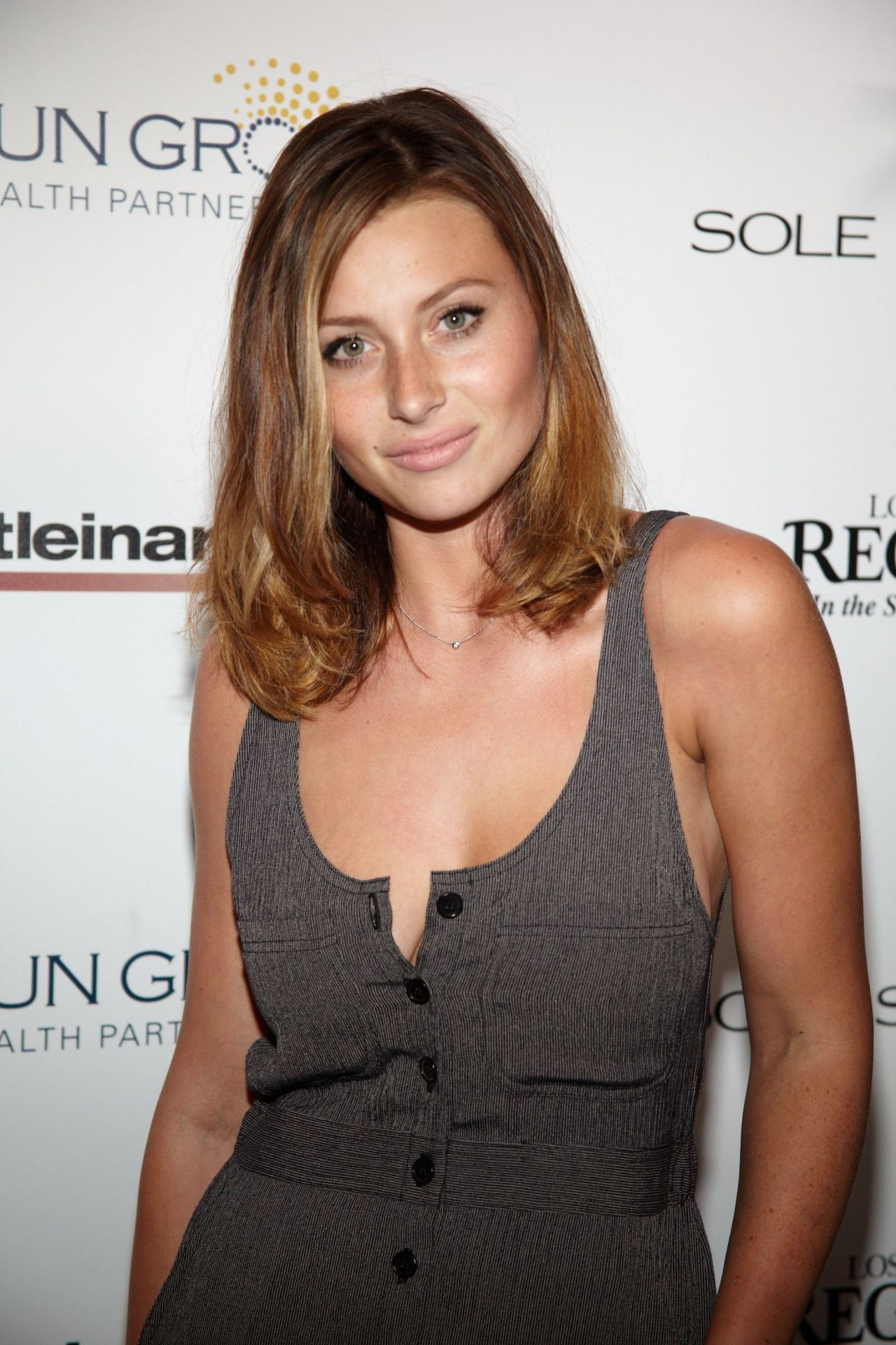Alyson Aly Michalka - Matt Leinart Foundation