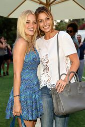 Alyson & Amanda AJ Michalka – 2014 Just Jared Summer Fiesta in West Hollywood