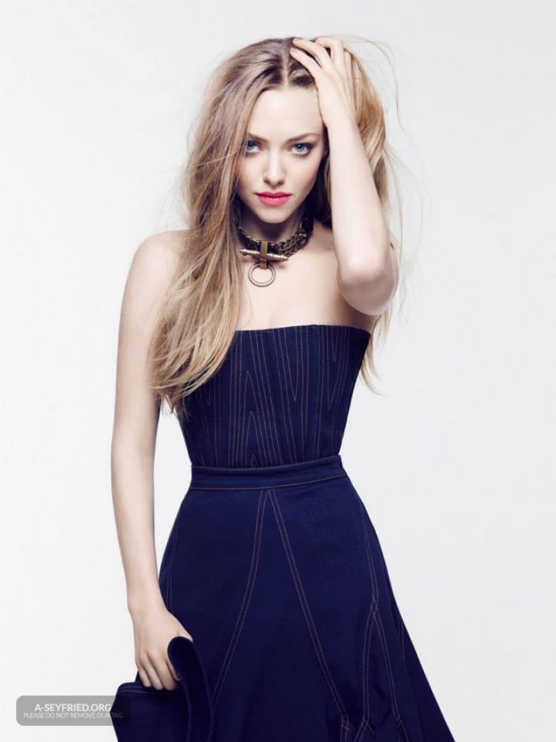 Amanda seyfried dating 2014