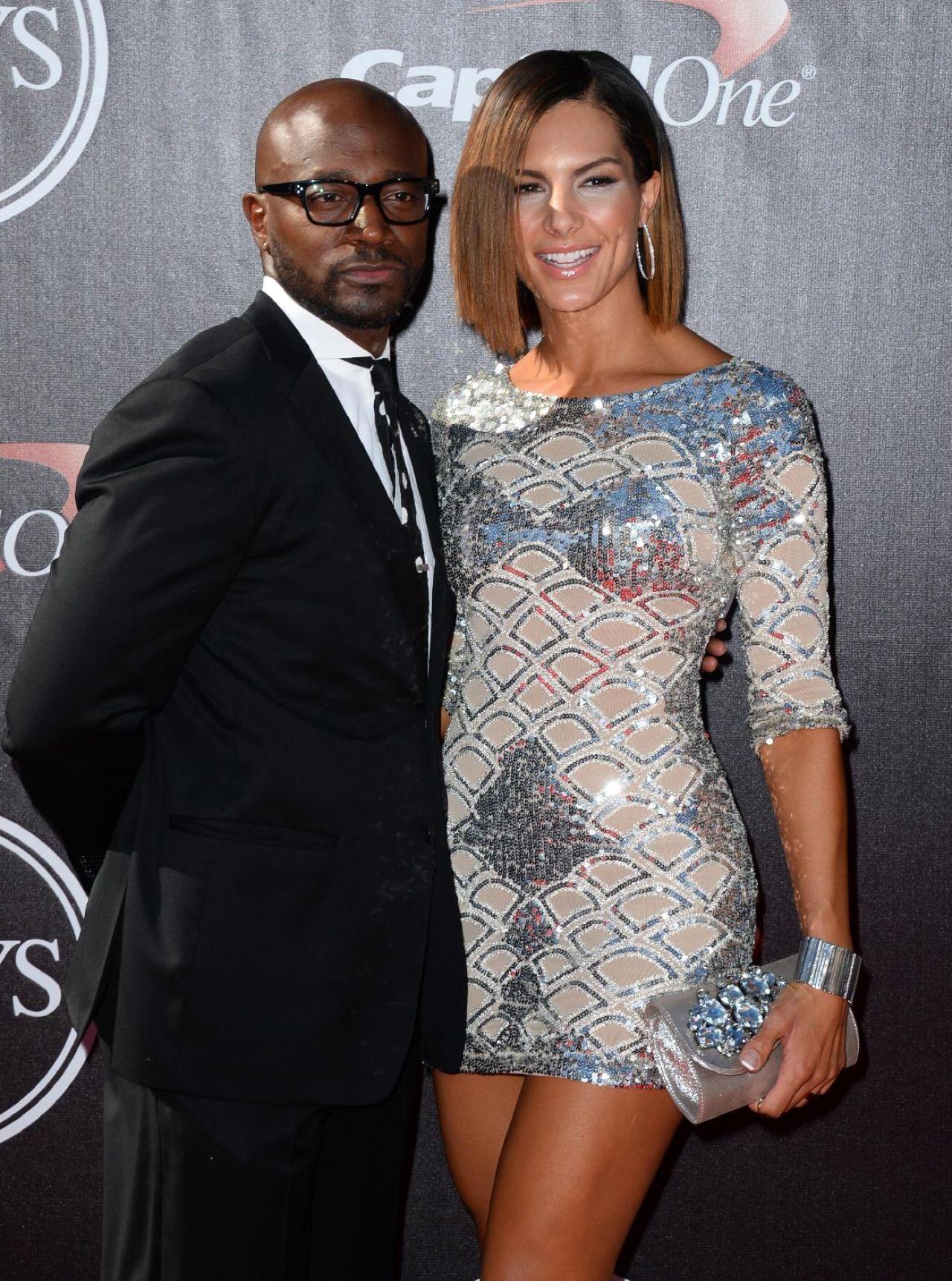 Amanza Smith Brown – 2014 ESPY Awards in Los Angeles