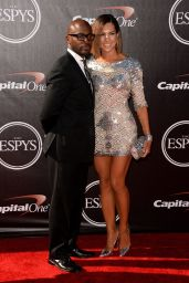 Amanza Smith Brown – 2014 ESPY Awards in Los Angeles
