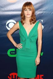 Ambyr Childers – CBS, The CW, Showtime Summer 2014 TCA Party