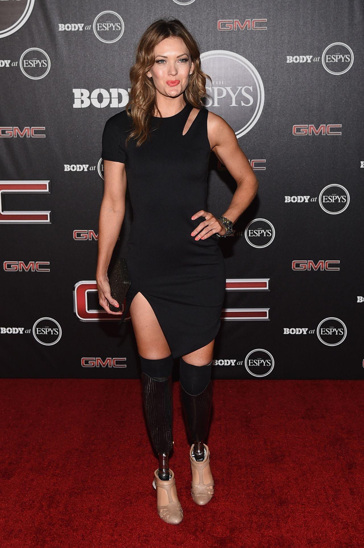 Amy Purdy – ESPN Presents Body At ESPYs 2014