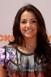Ana Villafane – 2014 Nickelodeon Kids Choice Sports Awards in Los Angeles