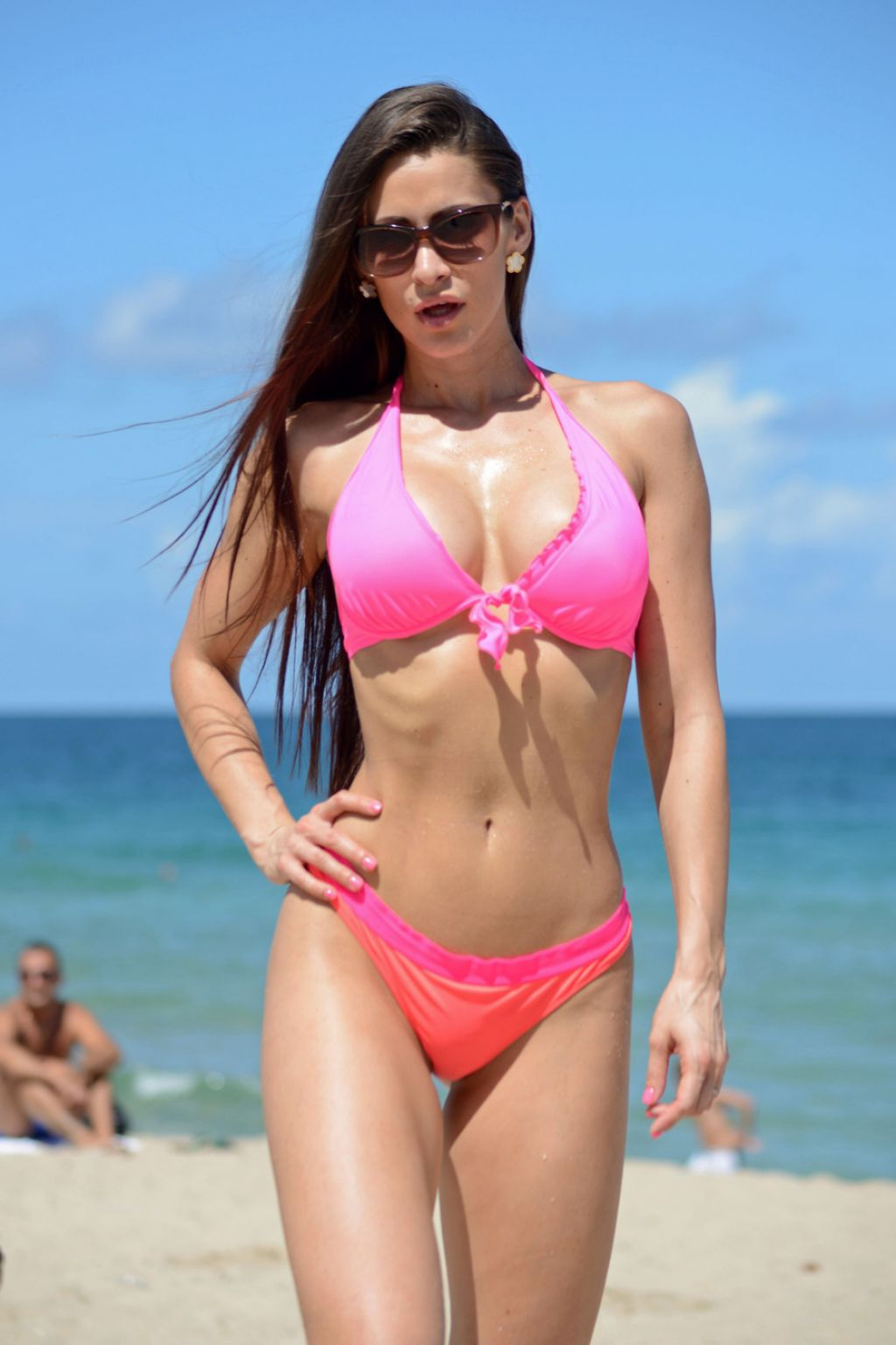 Anais Zanotti Bikini Pics - Miami, July 2014 - photo#20