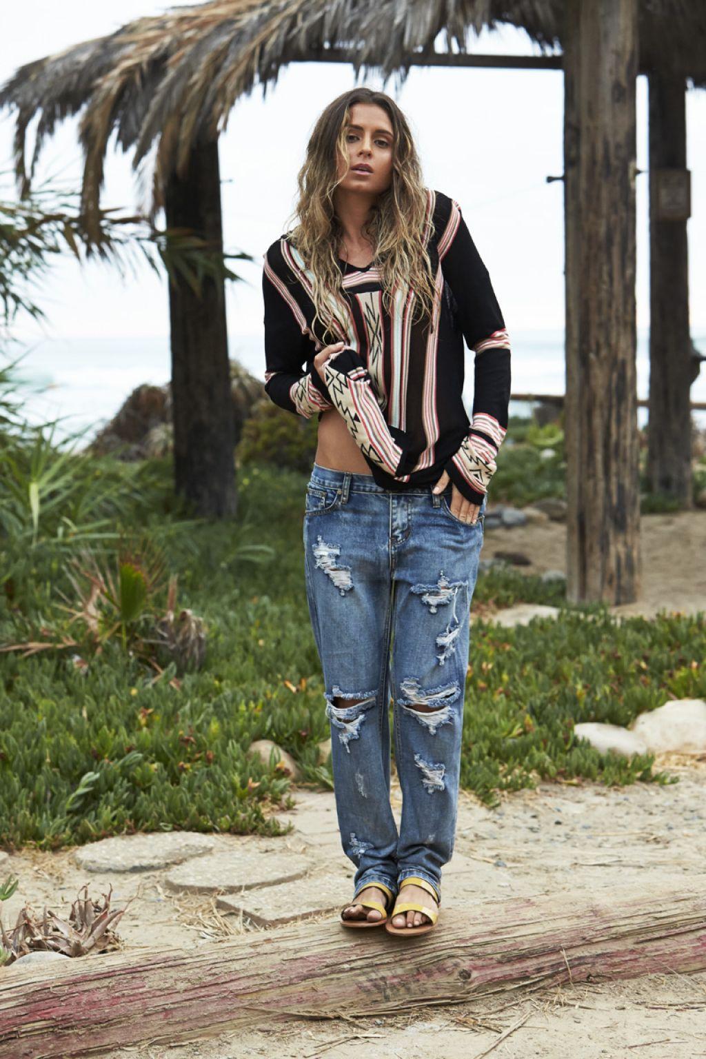 Anastasia Ashley Photoshoot For Revolve Clothing July 2014