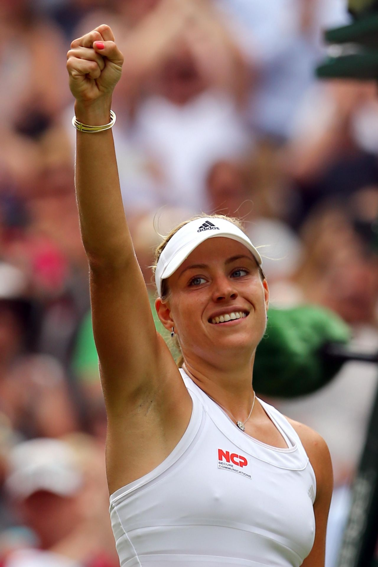 Angelique Kerber - Wimbledon Tennis Championships 2014