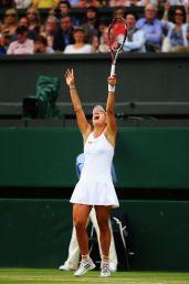 Angelique Kerber – Wimbledon Tennis Championships 2014 – 4th Round