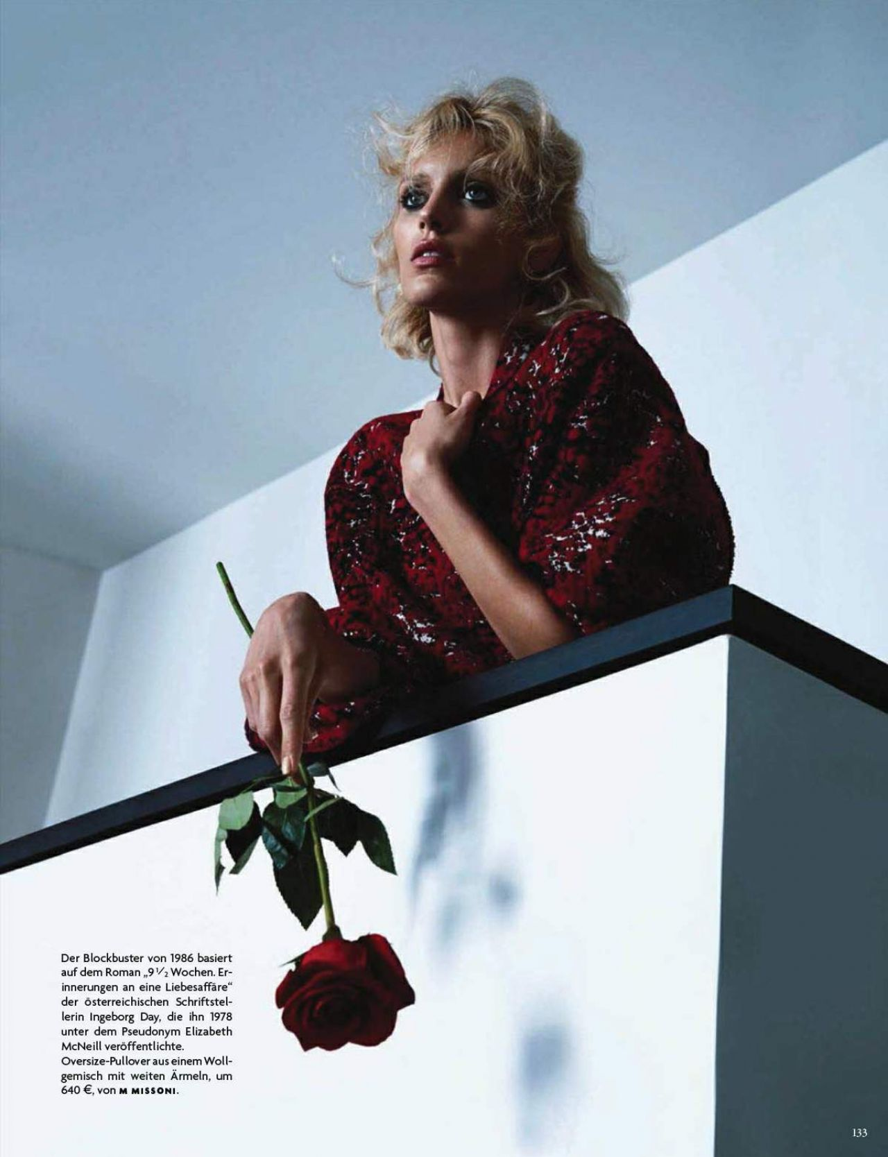 Anja Rubik - Vogue Magazine (Germany) August 2014 Issue