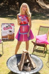 Anna Camp - Girls Gone Glamping Event in Los Angeles - July 2014
