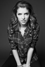 Anna Kendrick Portraits Photoshoot (2014)