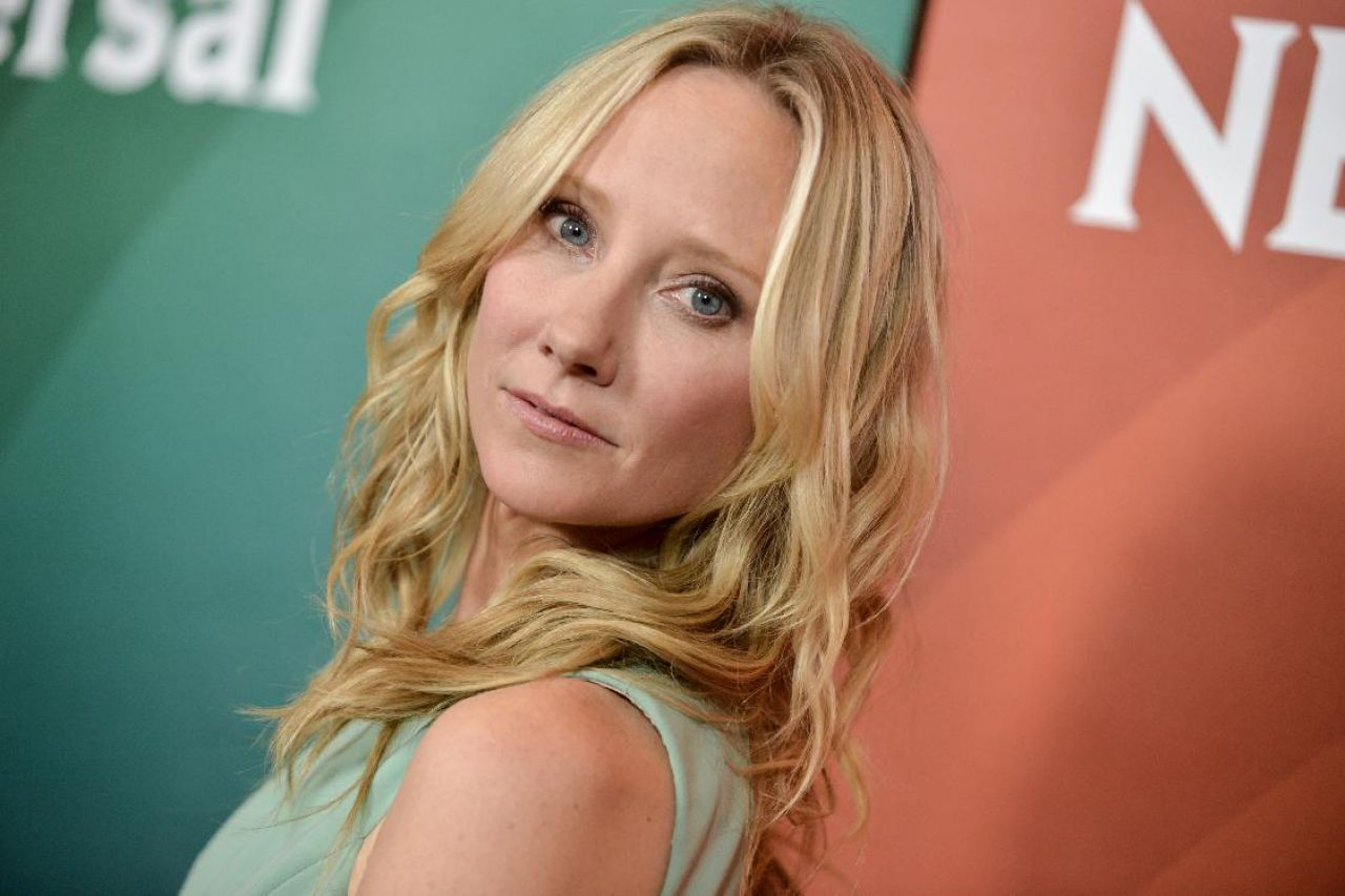 Anne Heche - NBC Universal Summer TCA Tour - July 14, 2014