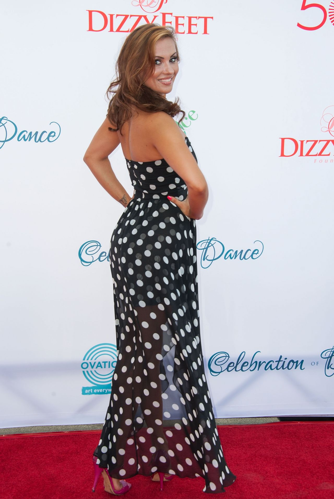 Anya Garnis – 2014 Celebration Of Dance Gala
