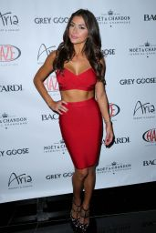 Arianny Celeste - at HAZE Nightclub in Las Vegas - July 2014