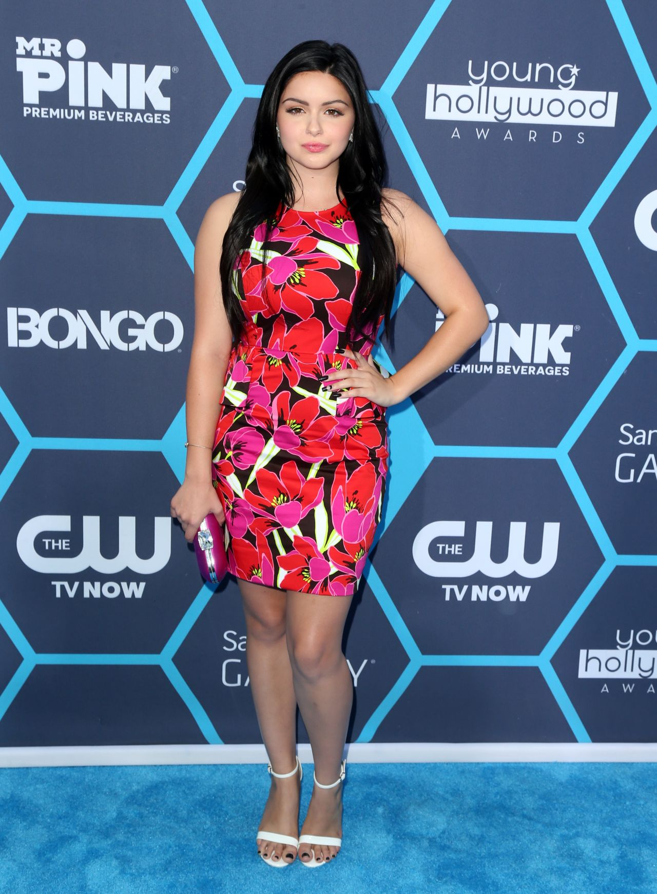 Ariel Winter 2014 Young Hollywood Awards In Los Angeles