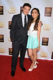 Ashley Argota - The Celebrity Experience Interactive Event - July 2014