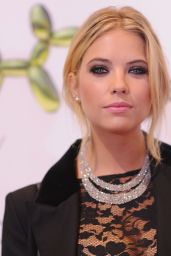 Ashley Benson at H&M Flagship Fifth Avenue Store Launch Event in New York City
