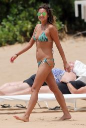 Ashley Benson & Shay Mitchell Bikini Candids - Maui, June 2014