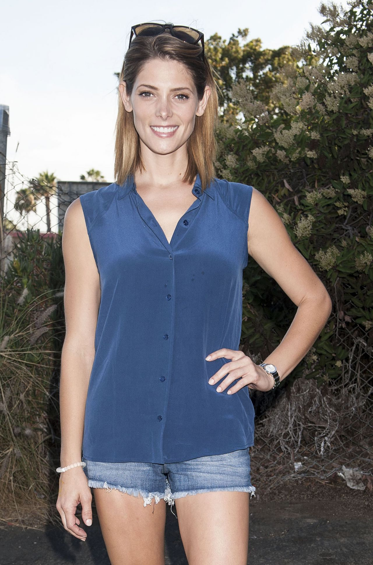 Ashley Greene - 2014 Just Jared Summer Fiesta in West Hollywood