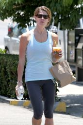 Ashley Greene Candids - Out in Los Angeles, July 2014