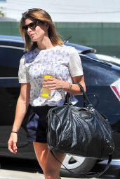 Ashley Greene Street Style - Out in West Hollywood - July 2014