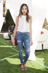 Ashley Madekwe – 2014 Just Jared Summer Fiesta in West Hollywood