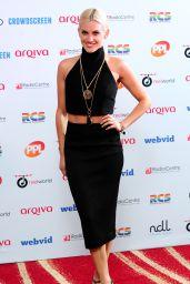 Ashley Roberts - 2014 Arqiva Commercial Radio Awards
