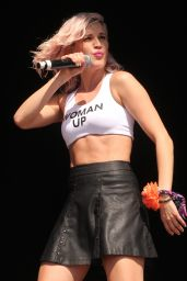 Ashley Roberts Performs at Guilfest Festival in Gulidford (UK) - July 2014