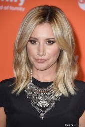 Ashley Tisdale – Disney & ABC TCA Summer 2014 Press Tour in Beverly Hills