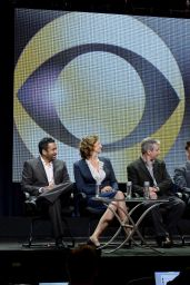 Aubrey Dollar - CBS Summer 2014 TCA Tour