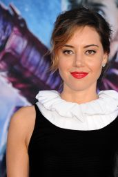 Aubrey Plaza – 'Guardians of the Galaxy' World Premiere in Los Angeles