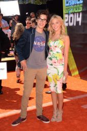 Audrey Whitby – 2014 Nickelodeon Kids Choice Sports Awards in Los Angeles