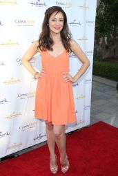 Autumn Reeser - Hallmark Summer TCA Party - July 2014