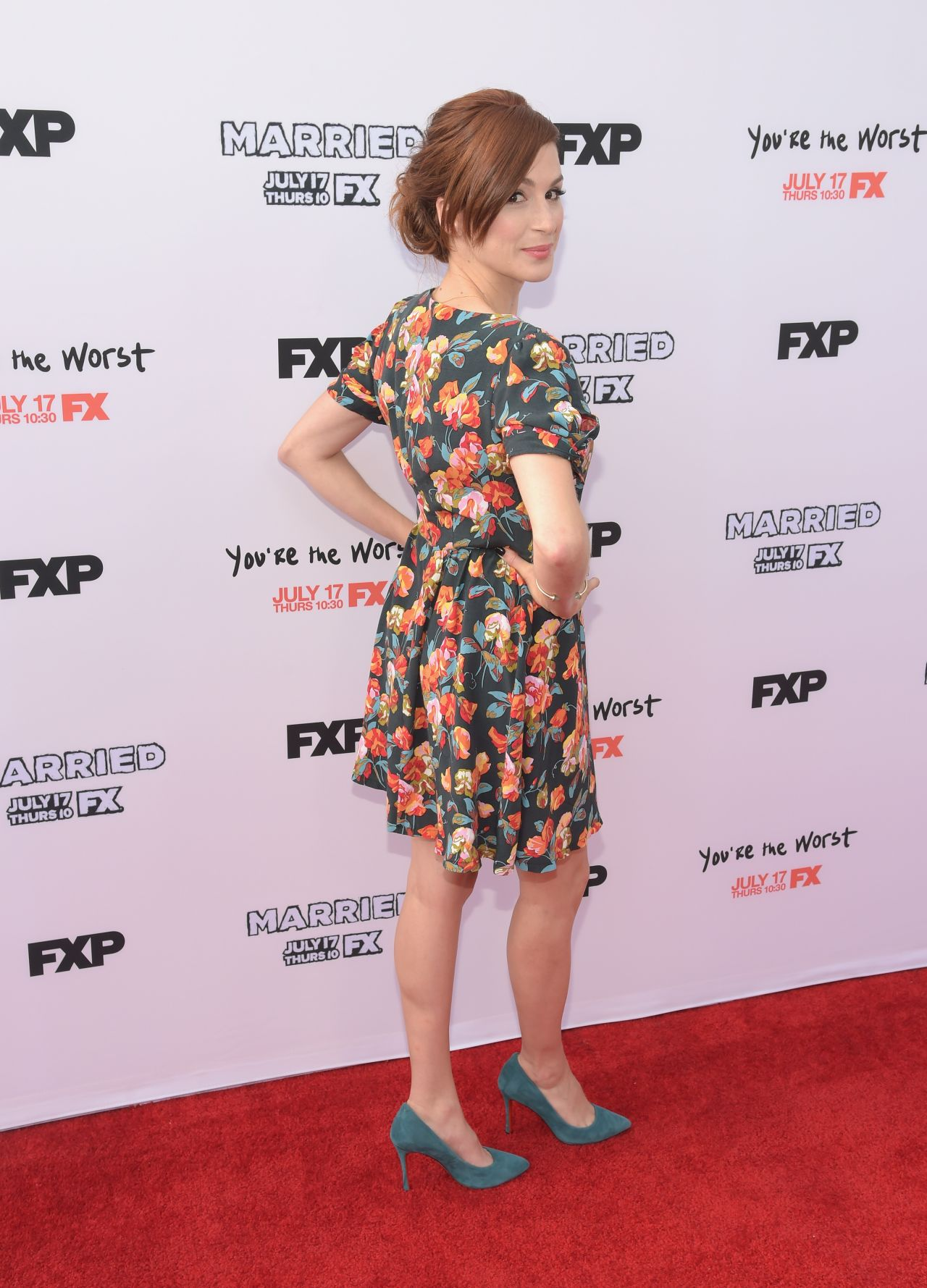 Aya Cash You Re The Worst Premiere In Hollywood