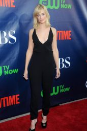 Beth Behrs – CBS, CW And Showtime Summer 2014 TCA Tour