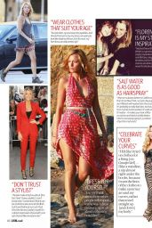 Blake Lively - LOOK Magazine (UK) July 2014 Issue